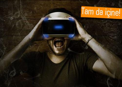 Capcom, artık VR'a odaklanıyor