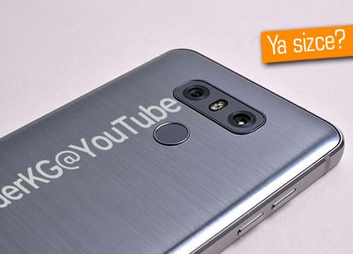 LG G6 İÇİN NE DEDİLER?