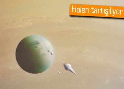 Ruslar Satürn'e gitti iddiasının yankıları devam ediyor