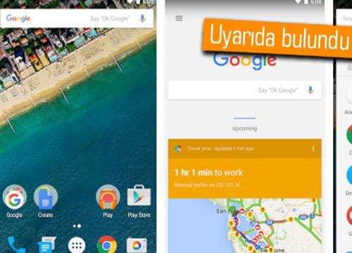 Google Now Launcher resmen öldü