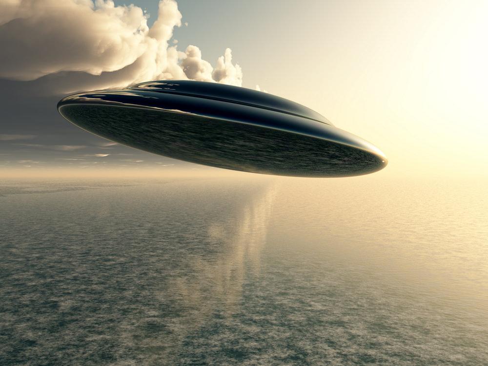 'NASA, 4 KEZ UFO'LARI SAKLADI' İDDİASI