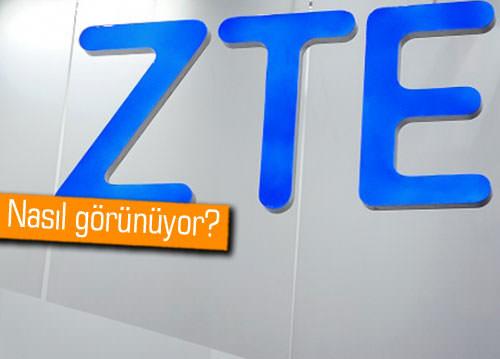 ZTE Quartz Android Wear saat geliyor, görseli de sızdırıldı