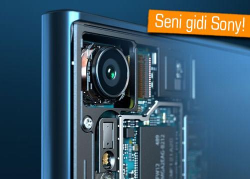 Sony'nin yeni görüntü sensörü 1000 FPS video kaydı yapabiliyor