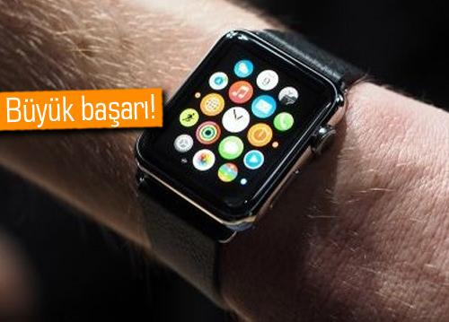 Apple geçen çeyrekte 6 milyon Apple Watch sattı