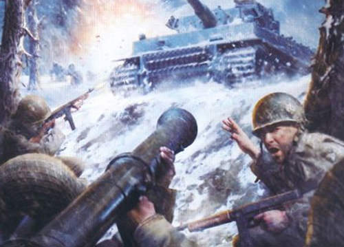 Yeni Call of Duty, İkinci Dünya Savaşı'nı anlatacak