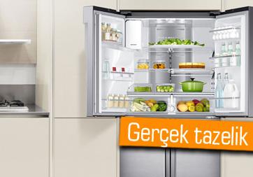 Samsung, 4 Kapılı Flex Buzdolabı'nı duyurdu