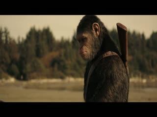 Yeni Maymunlar Cehennemi Filminden Ilk Fragman Geldi Videosunu Izle