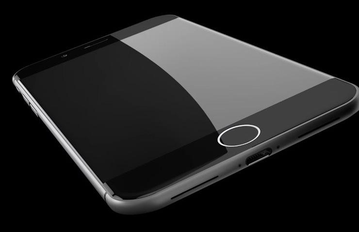 Harika bir iPhone 8 konsepti